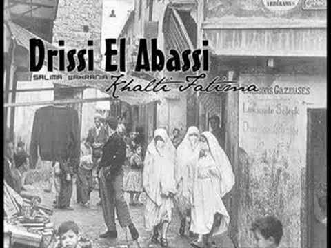 drissi abassi - khalti fatima mp3