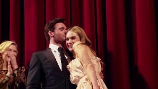 Cinderella World Premiere - Lily James, Richard Madden, Helena Bonham Carter, Cate Blanchett