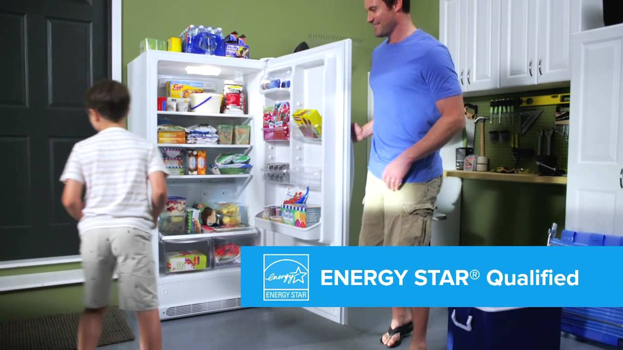 Convertible Freezer To Refrigerator Amazing 2 In 1 From Frigidaire