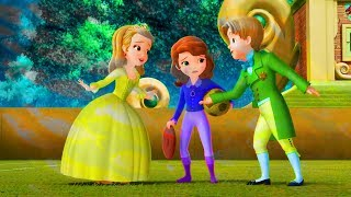 Sofia the first -Play With Us- Japanese version
