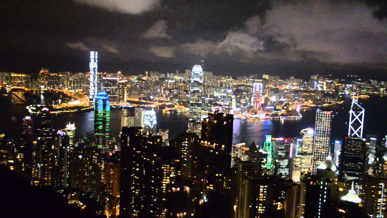 太平山-香港夜景 - YouTube