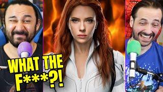 Scarlett Johansson SUING DISNEY OVER BLACK WIDOW! Marvel Lawsuit Reaction & Thoughts