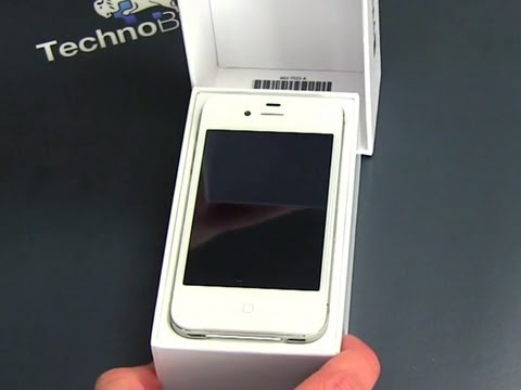 iPhone 4S Unboxing!
