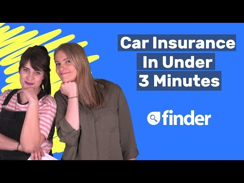 Car insurance explained in under 3 minutes