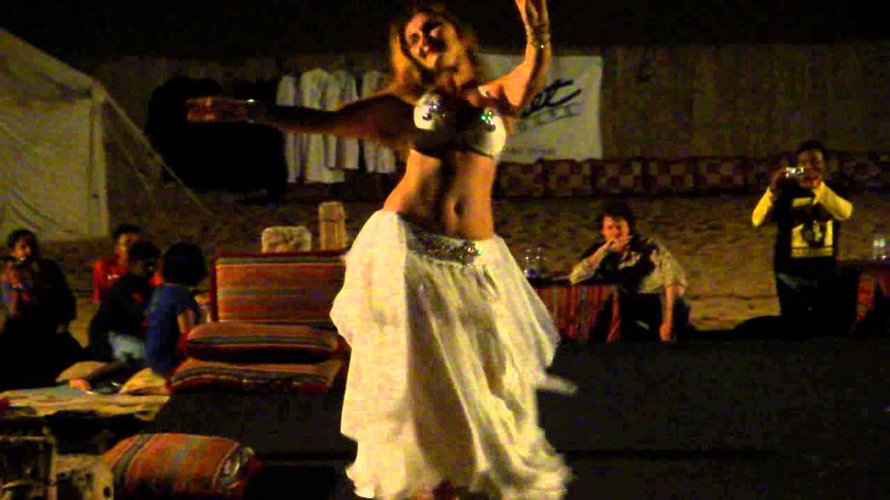 Arab dancer live on tv - 5 1