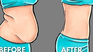 how to get a flat stomach in less than 9 minutes