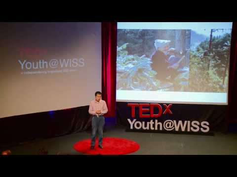 Sustainable farming: a solution for China's deteriorating communities | Fred Yang | TEDxYouth@WISS