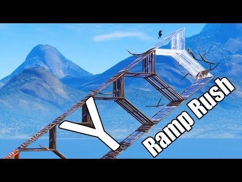 The Y Ramp Rush (Easy) - Fortnite Battle Royale