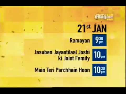 NDTV Imagine 21st January Se