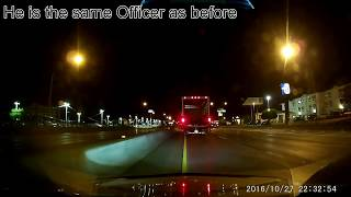 Drunk driver weaving to crazy crash!