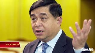 Chính phủ xoa dịu lo ngại chủ quyền từ đặc khu kinh tế (VOA)