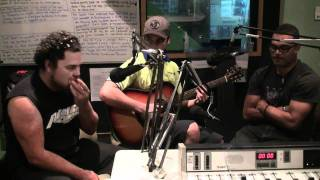 Paua Nothing Else Matters LIVE on air 4zzzFM.mp3