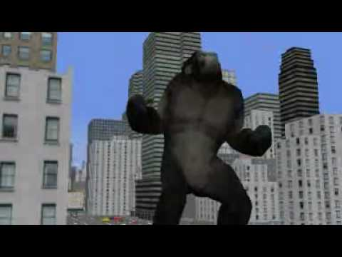 GTA San Andreas KING KONG ! | FunnyCat TV