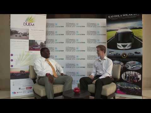 DUEM's Solar Car Team meets Kiira Motors