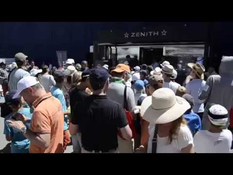 Gilles Simon: Autograph Session
