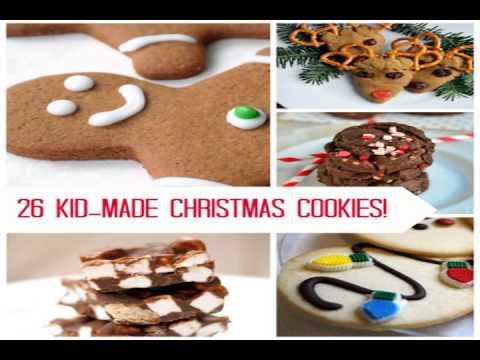 easy christmas cookies for kids - Easy Christmas Cookies For Kids