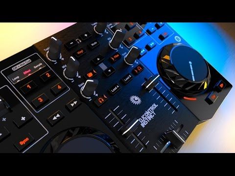 Review Hercules DJ Control Instinct (Hardware y software)
