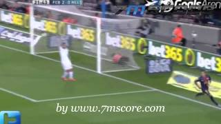 ผลบอล Barcelona vs Mallorca 5-0 Highlights 2013