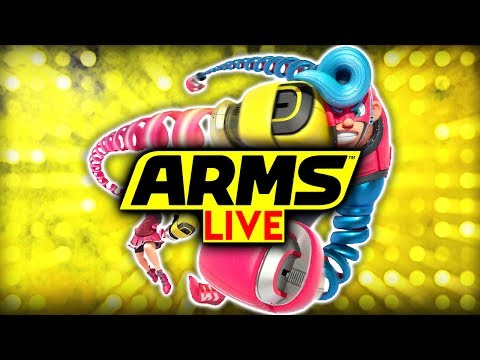 RUNNING A TRAIN ON ALL YALL - ARMS LIVESTREAM #1