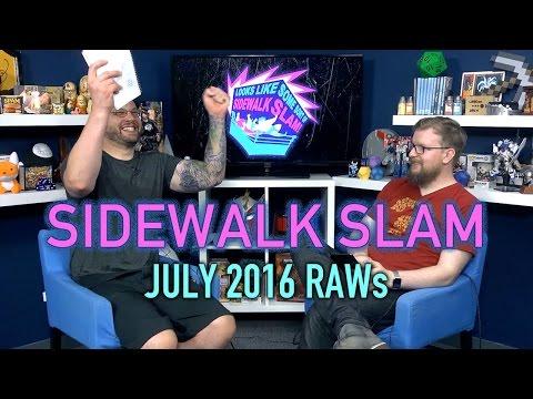 sWs Ep11 - July RAWs