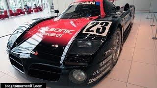 Nissan R391 1999