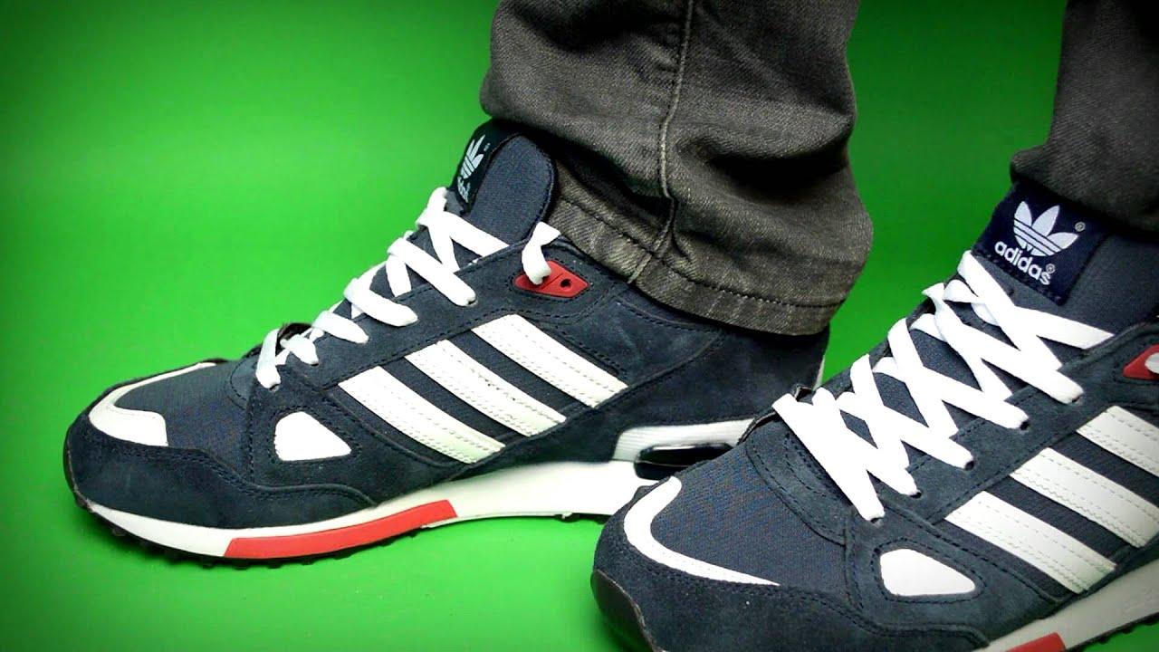 Основой современной версии стала модель восемьдесят пятого года zx 700. Верхняя часть кроссовок adidas zx 750 осталась нейлоновой с замшевыми вставками, в дополнение идет резиновая подошва и инновационная резиновая прослойка из этиленвинилацетата eva. Описываемая модель идеальна.