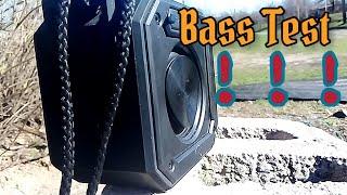 Мощнейший БАСС тест Tronsmart Element Groove!!!!!!!!