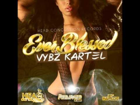 VYBZ KARTEL - EVER BLESSED [CLEAN]