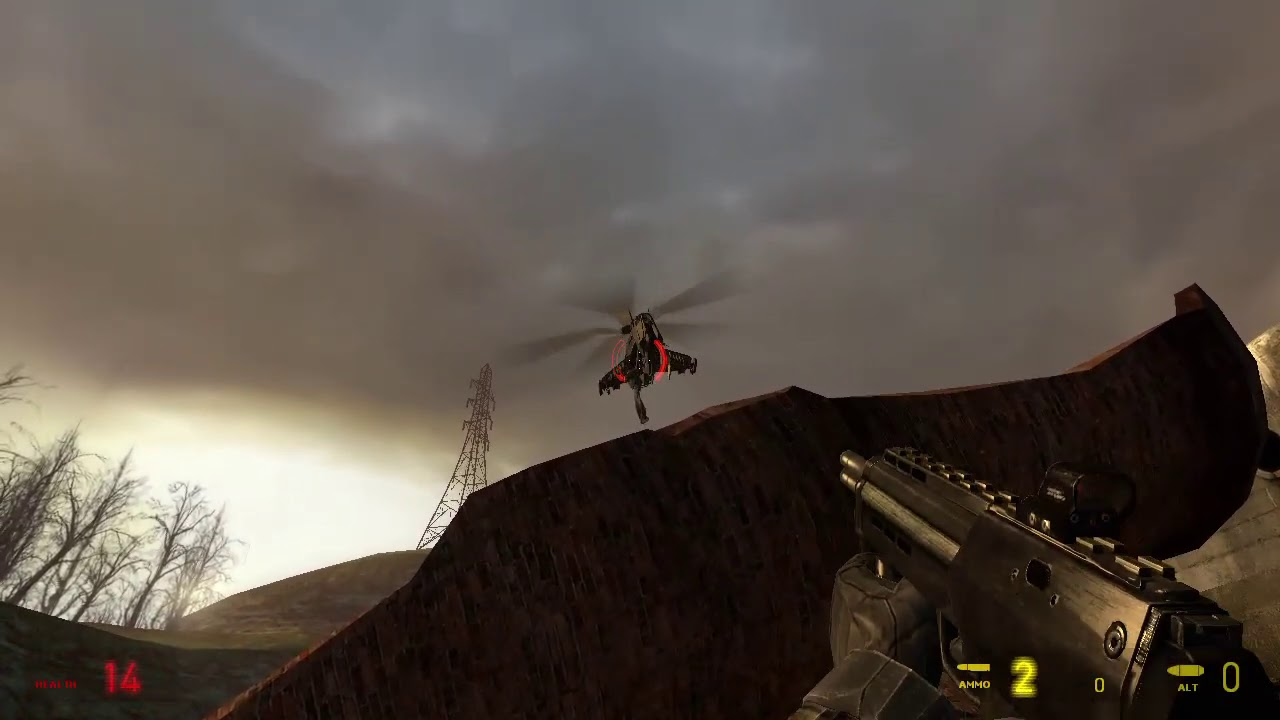 BWGameplays - Half Life 2: Episode 1 | Walkthrough Part 5