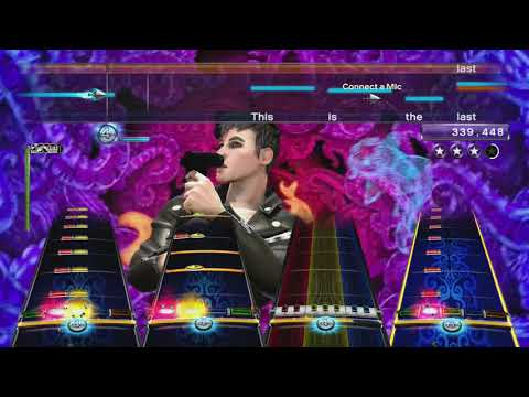 Rock Band 3 Custom: All American Rejects - The Last Song