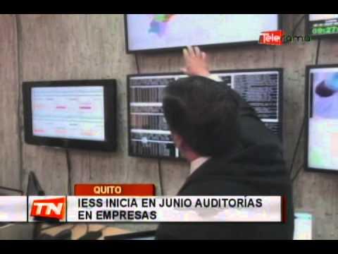 IESS inicia en junio auditorias en empresas