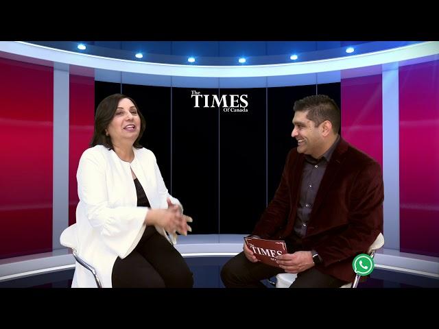 Political Times - Hon. Jinny Sims Episode 1