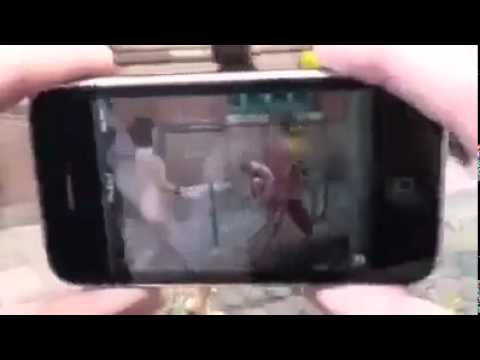 Nudist camera phone