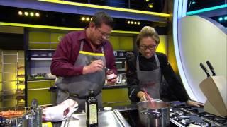 Calamares, Passionsfrucht und Lotusfrucht | The Taste | Folge 3