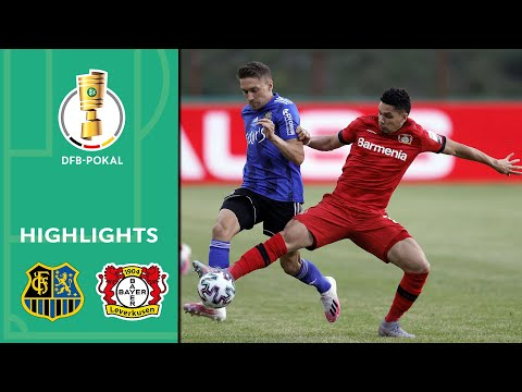 Saarbrücken Bayer Leverkusen Goals And Highlights