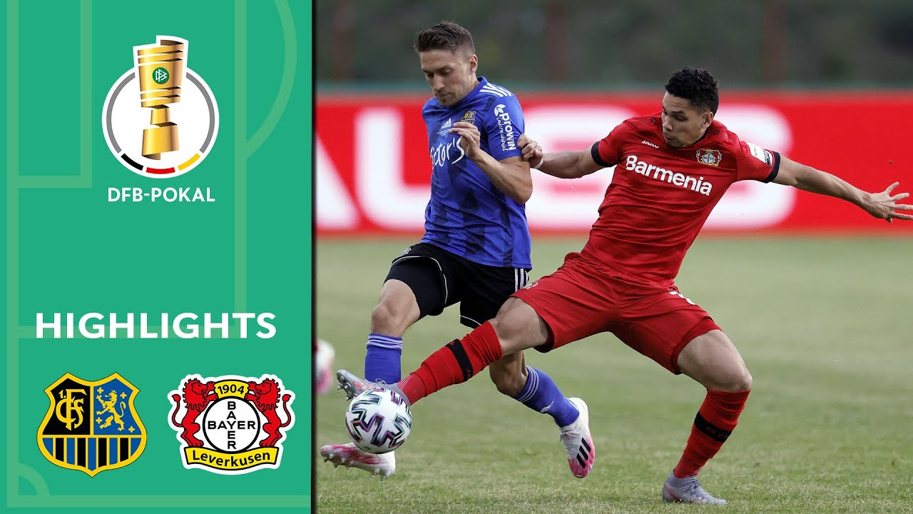 1. FC Saarbrücken vs. Bayer 04 Leverkusen 0-3 | Highlights | DFB-Pokal 2019/20 | Semi Finals