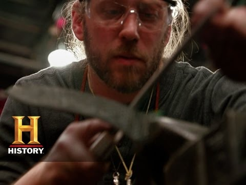 Forged in Fire: Bladesmithing 101: Blade Styles