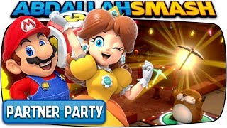 Super Mario Party: Partner Party - Gold Rush Mine! (2-Player Co-Op)