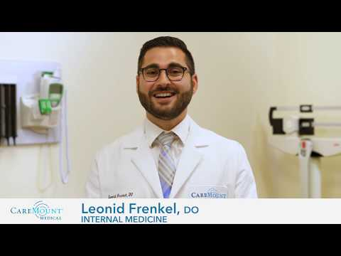 CareMount Medical's Dr. Leonid Frenkel discusses the signs and symptoms of frostbite, and how to stay safe during the cold winter months.