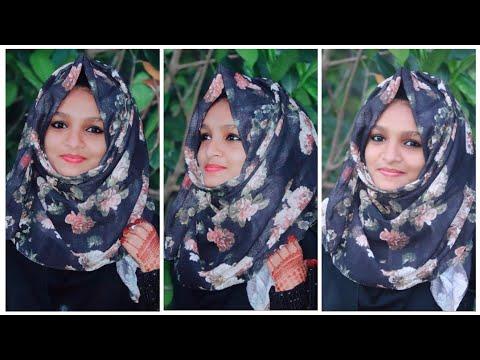 hijab tutorial||simple hijab style||easy hijab tutorial thumbnail