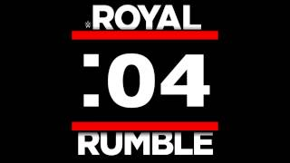 royal rumble crowd countdown 10 sec graphic with sound effects and buzzer
