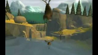 Open Season Movie Game Walkthrough Part 5 (GameCube)