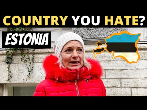Which Country Do You HATE The Most? | ESTONIA