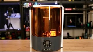 Ember 3D Printer from Autodesk(The Ember 3D Printer from Autodesk is a DLP SLA 3D printer, so its completely different than FDM 3D printing. Here's a basic look at how it works. Read the full ..., 2015-03-12T01:15:37.000Z)