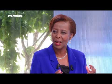 Exclusif : Louise Mushikiwabo est linvitée dInternationales du 14 octobre 2018