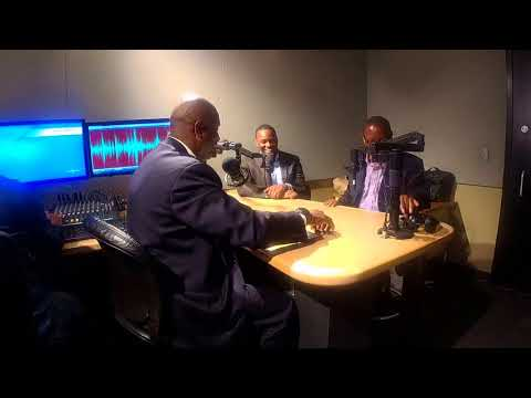 Radio 97.7 Community Focus Host Darnell Williams