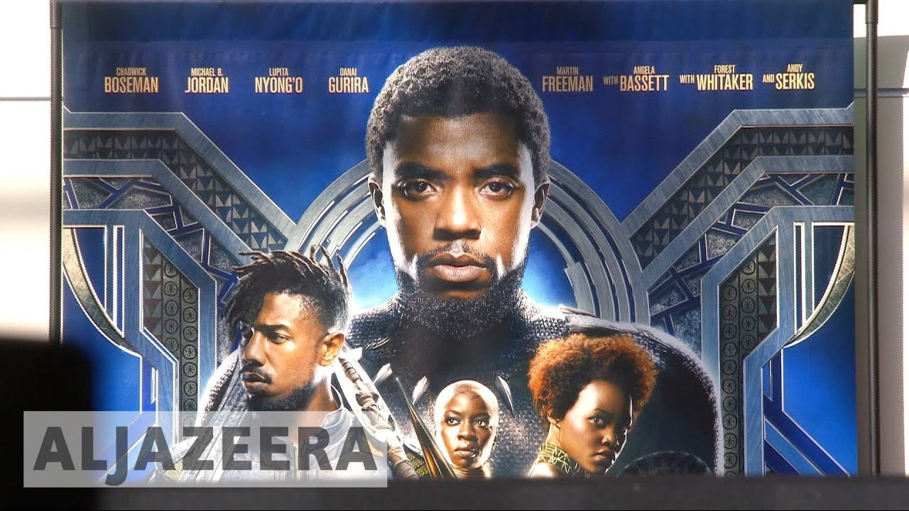 🎬 Is Black Panther co-opting African struggles against oppression?