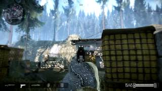Warface Gameplay Max Settings - GTX 675M (NP9150)