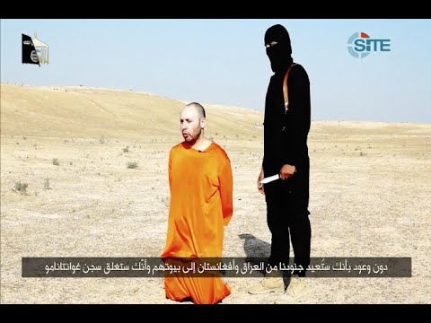 IS Group (AKA ISIS) Allegedly Beheads Second American Journalist, Steven Sotloff