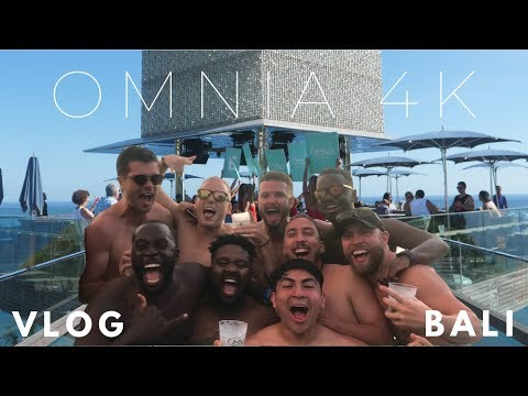 OMNIA DAYCLUB 4K w/ PassportHeavy Crew 💠 (Bali Nightlife)